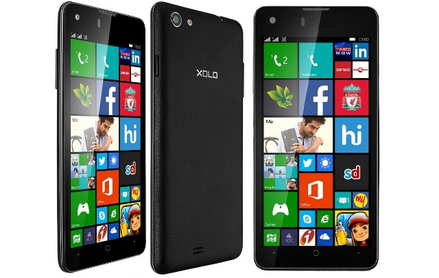 Xolo Win Q900s Photo
