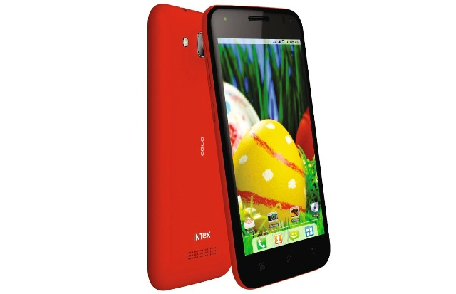 Intex Aqua Curve Mini Photo