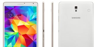 Samsung Galaxy Tab S 8.4 Photo