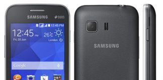 Samsung Galaxy Young 2 Photo