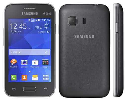 Samsung Galaxy Young 2 Photo