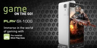 Xolo Play 6X-1000 Photo