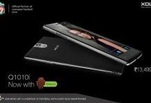 Xolo Q1010i KitKat Firmware Update