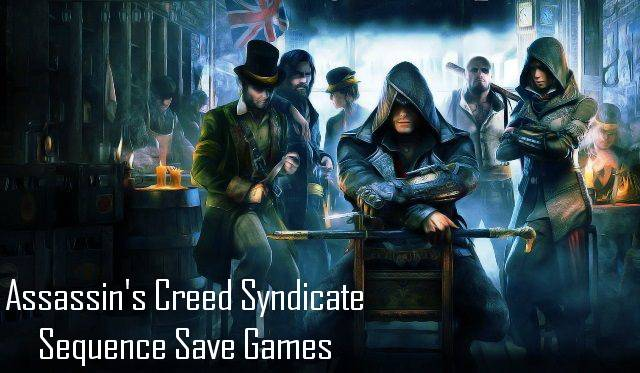 AC Syndicate Seq Saves