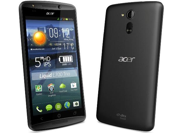 Acer Liquid E700 Photo