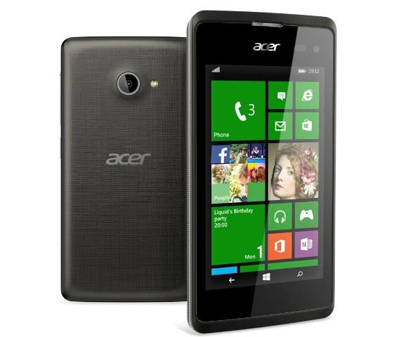 Acer Liquid M220 Windows Phone 8.1