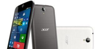 Acer Liquid M320 Photo