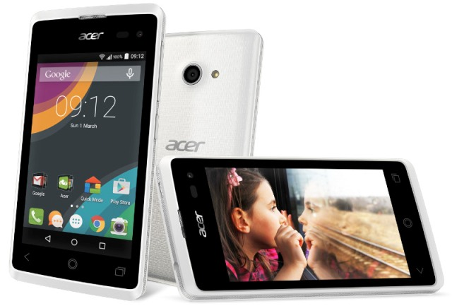 Acer Liquid Z220 Photo