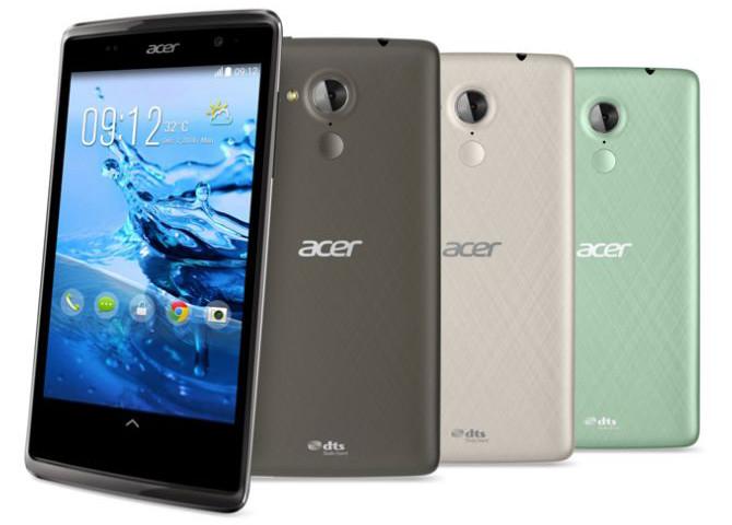 Acer Liquid Z500 Photo