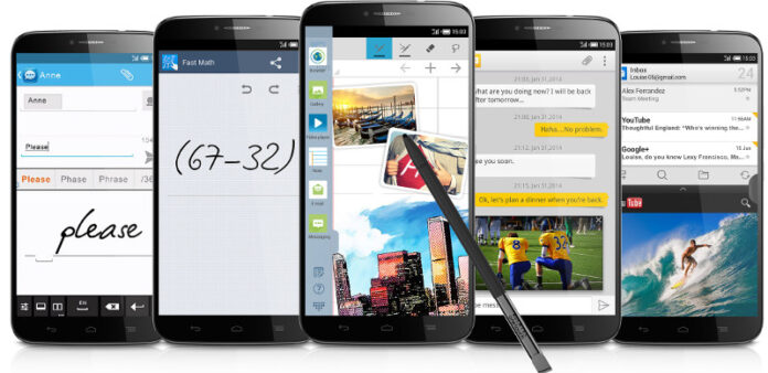 Alcatel One Touch Hero 2 Photo