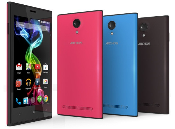 Archos 45c Platinum Photo