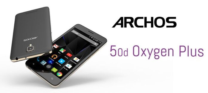 Archos 50d Oxygen Plus Photo