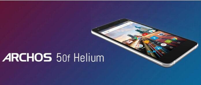 Archos 50f Helium Photo