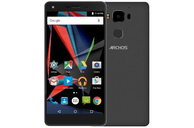 Archos Diamond 2 Plus Photo
