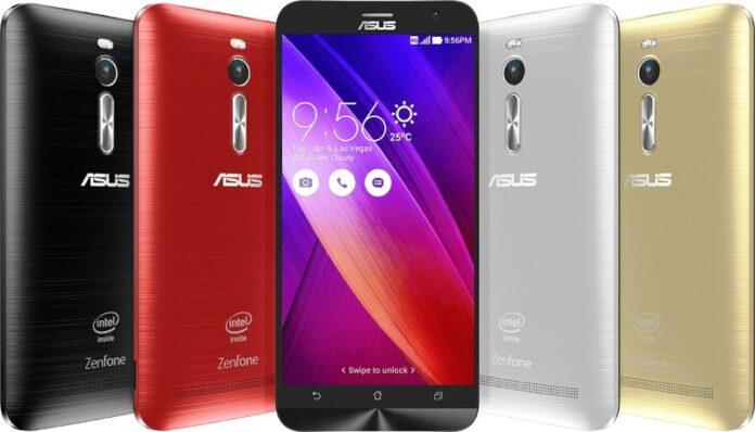 Asus ZenFone 2 Photo