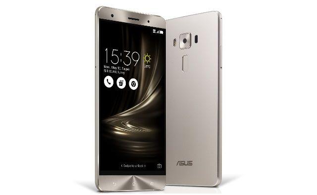 Asus Zenfone 3 Deluxe Photo