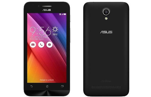 Asus Zenfone Go 4 Photo