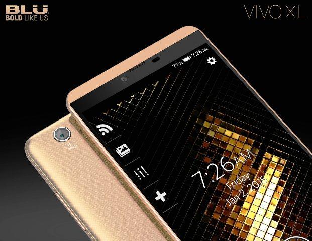 BLU Vivo XL Phone