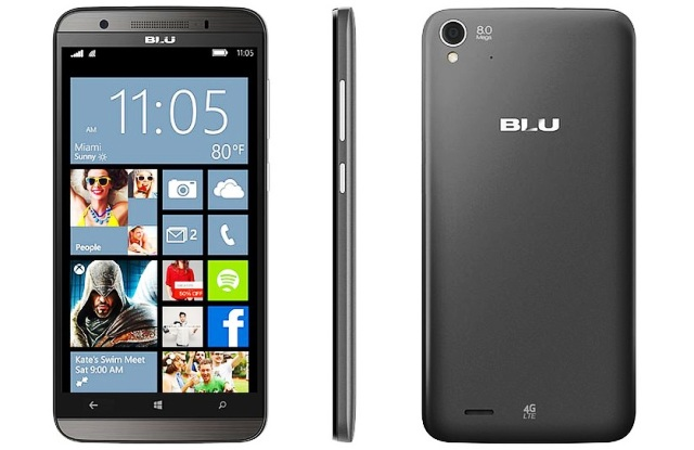 BLU Win HD LTE Photo