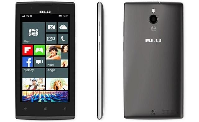 BLU Win JR LTE Photo
