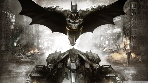 Batman Arkham Knight Save File