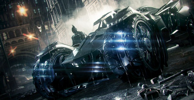 Batman Arkham Knight Trainer