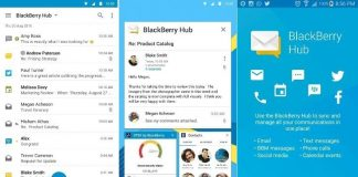 BlackBerry Hub APK