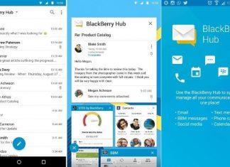 BlackBerry Hub APK
