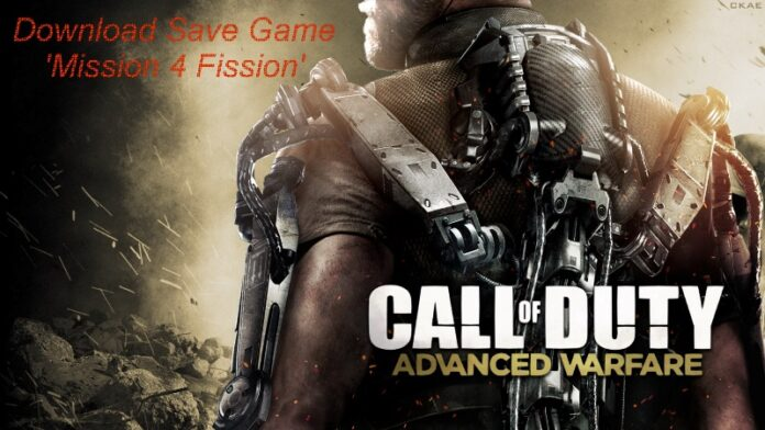 Call of Duty Advanced Warfare Chapter 4 Save Game