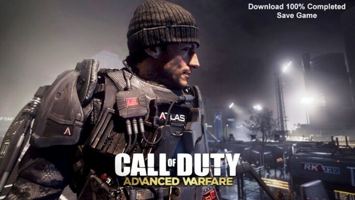 Call of Duty Advanced Warfare Save Game