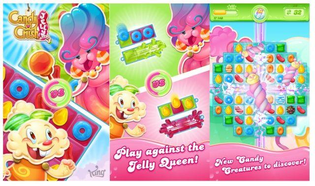 Candy Crush Jelly Saga Windows