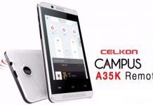 Celkon Campus A35K Remote image