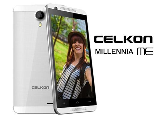 Celkon Millennia ME Q54 Photo