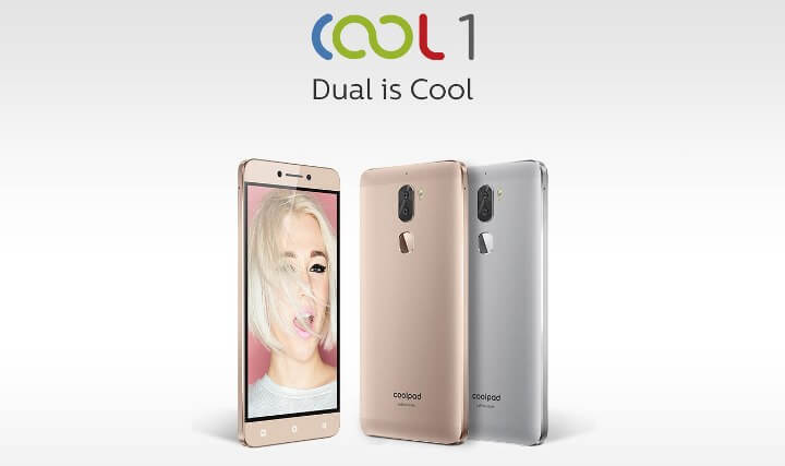 Coolpad Cool 1 Photo