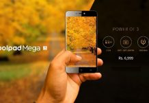Coolpad Mega 3