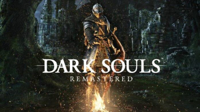 Dark Souls Remastered Save File