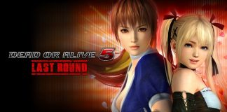 Dead Or Alive 5 Last Round Save