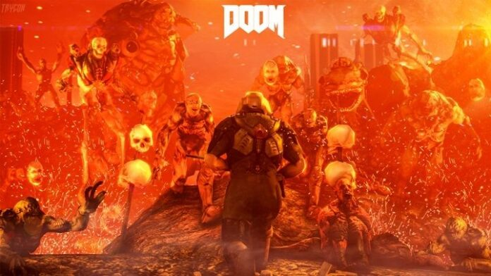 Doom Save Game