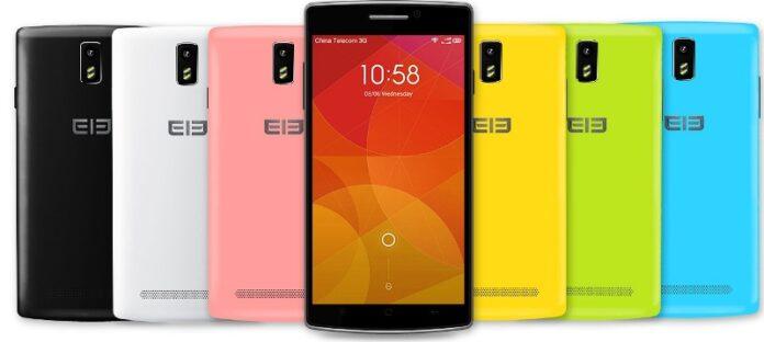 Elephone G5 Photo