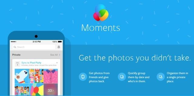 Facebook Moments App APk