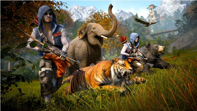 Far Cry 4 Mission 9 Saves