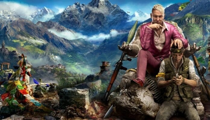 Far Cry 4 Save file