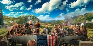 Far Cry 5 Save Game