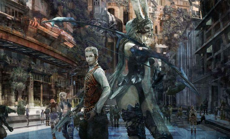Final Fantasy 12 The Zodiac Age