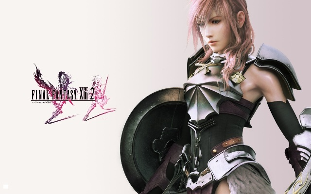 Final Fantasy 13-2 save