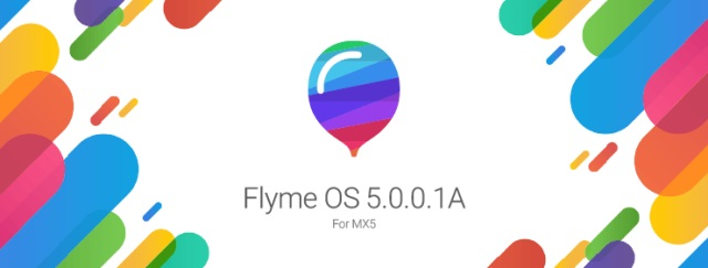 Flyme OS 5 Update