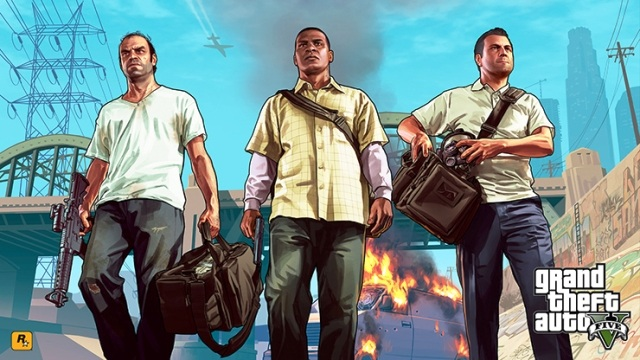 GTA 5 Save Game