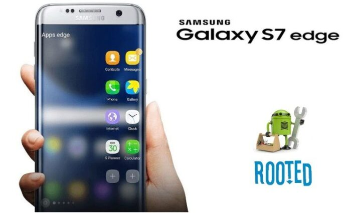 Galaxy S7 Edge Rooting