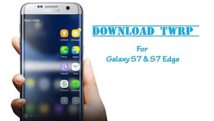 Galaxy S7 TWRP