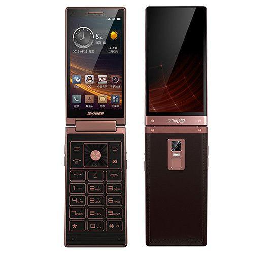 Gionee W909 Dual SCreen Flip Phone